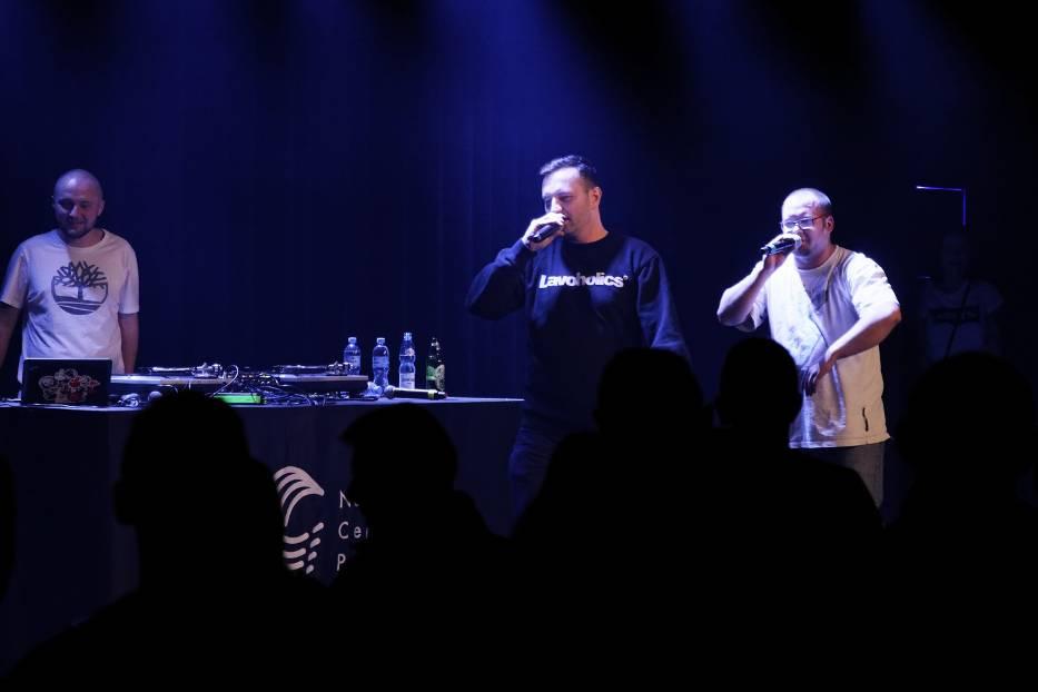 Bonson, Reno, Okoliczny Element, czyli hip – hopowy wieczór w Opolu