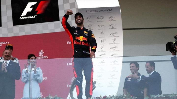 Moje najbardziej pamiętne wyścigi Formuły 1. GP Azerbejdżanu 2017