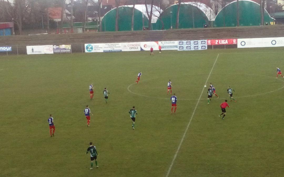 Zwycięstwo Odry Opole nad GKS Bełchatów