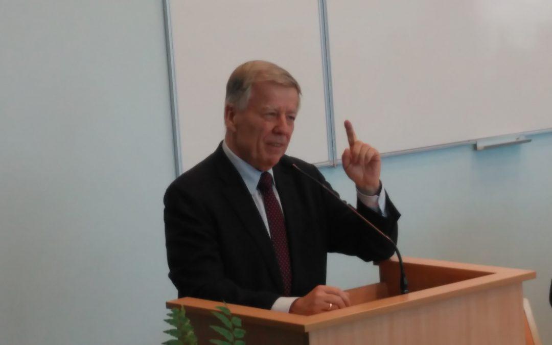 Wykład prof. Jana Miodka