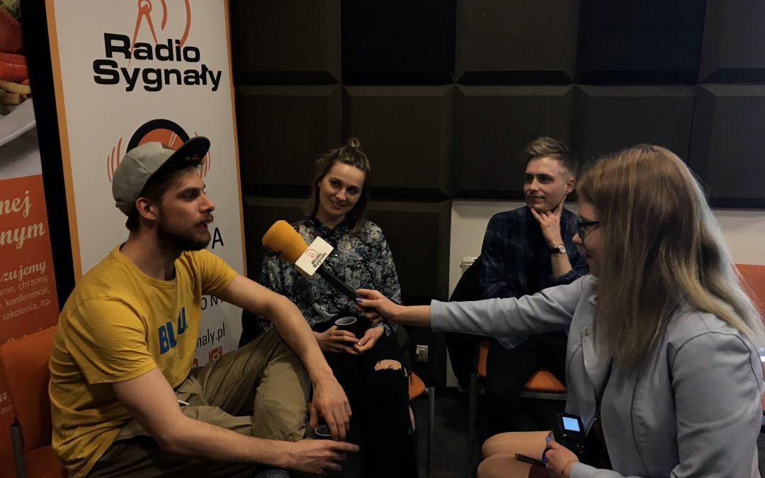 XXIX Zimowa Giełda Piosenki – wywiad z zespołem Para