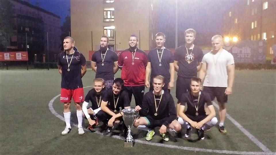 BW IV zwyciężyło w Akademickiej Lidze Mistrzów 2018!