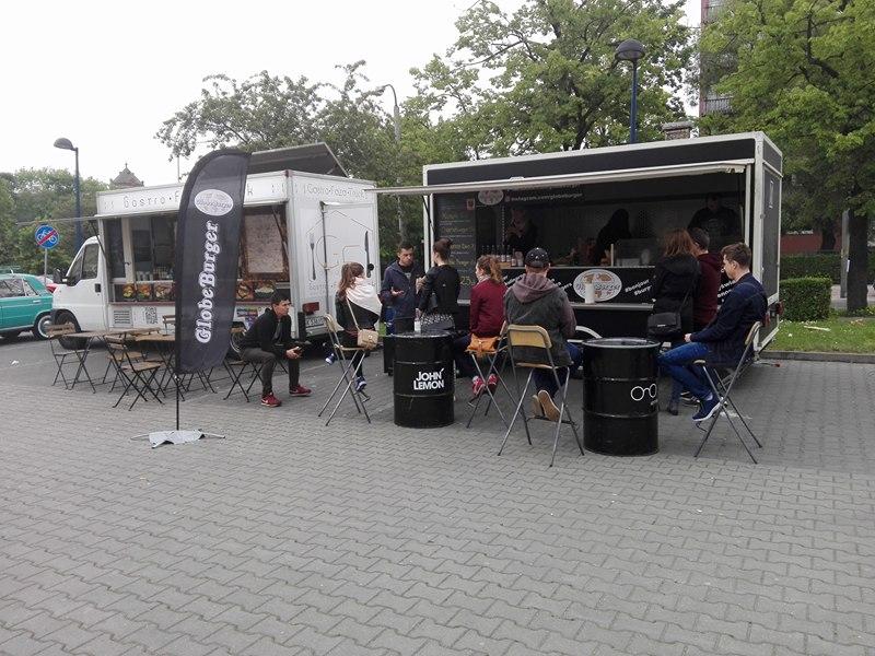 Food truckowa relacja z kampusu UO