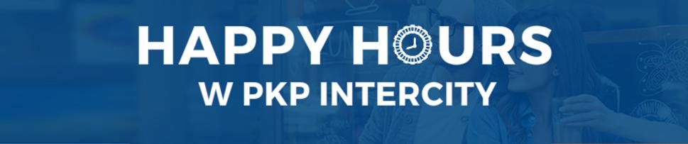 Happy Hours w PKP Intercity