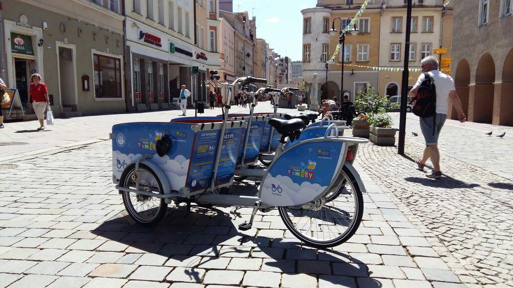 Next Bike płaci za informacje o porzuconych rowerach