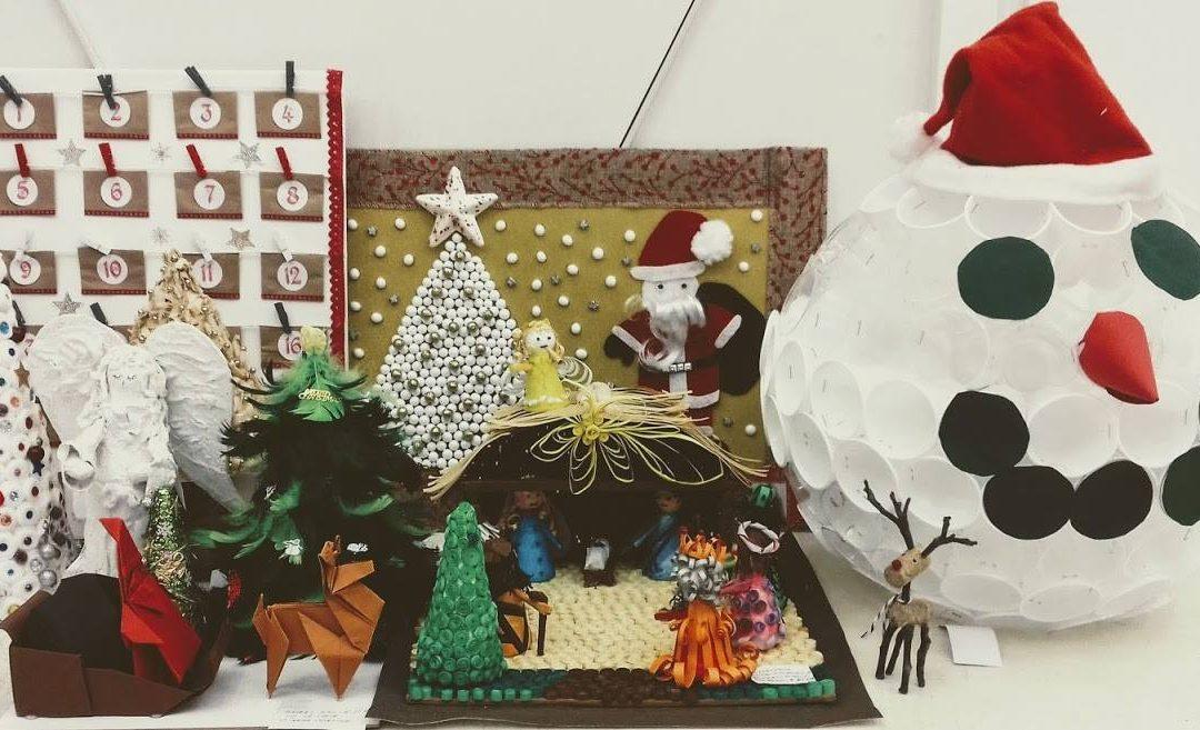 Symbole Świąt Bożego Narodzenia w Teatrze Lalki i Aktora