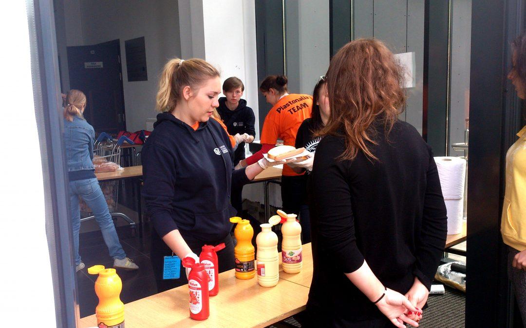 #Piastyhard: Wielkie Akademickie Śniadanie